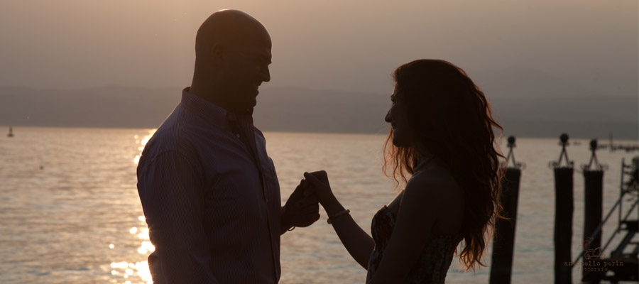 ENGAGEMENT SIRMIONE